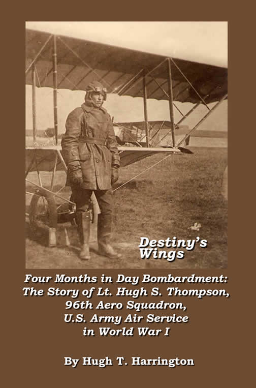Destinys Wings front cover